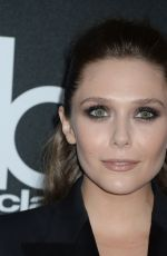ELIZABETH OLSEN at 2017 Hollywood Film Awards in Beverly Hills 11/05/2017