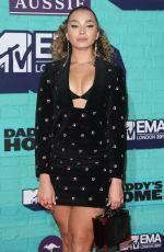 ELLA EYRE at 2017 MTV Europe Music Awards in London 11/12/2017