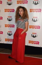 ELLA EYRE at Radio City Christmas Live 2017 Gig in Liverpool 11/10/2017