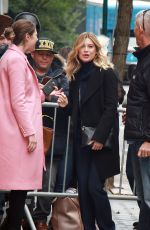 ELLEN POMPEO Arrives at The View in New York 11/09/2017