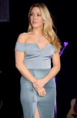 ELLIE GOULDING at Club Love in Benefit of Elton John Aids Foundation in London 11/29/2017