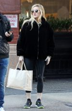 ELLIE GOULDING Heading to a Gym in London 11/17/2017