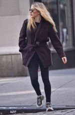 ELLIE GOULDING Out and About in New York 11/02/2017