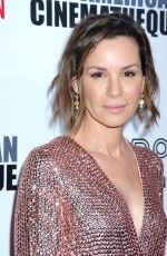 EMBETH DAVIDTZ at American Cinematheque Awards Gala Honoring Amy Adams in Beverly Hills 11/10/2017