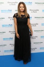 EMILY ATACK at Seriousfun Children's Network Gala in London 11/07/2017