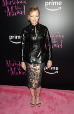 EMILY BERGL at The Marvelous Mrs. Maisel TV SERIES Premiere in New York 11/13/2017