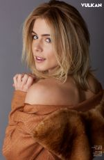 EMILY BETT RICKARDS for Vulkan Magazine, December 2017