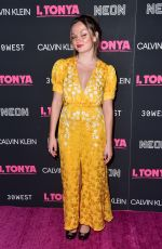 EMILY MEADE at I, Tonya Premiere in New York 11/28/2017