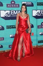EMMA MILLER at 2017 MTV Europe Music Awards in London 11/12/2017
