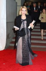 EMMA ROBERTS Leaves 2017 National Book Awards in New York 11/15/2017