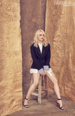 EMMA STONE in The Hollywood Reporter Roundtable, November Issue 2017
