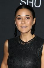 EMMANUELLE CHRIQUI at Shut Eye TV Show Premiere in Los Angeles 11/28/2017