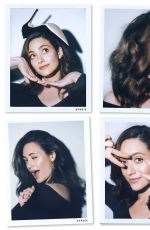 EMMY ROSSUM for Byrdie Magazine, November 2017