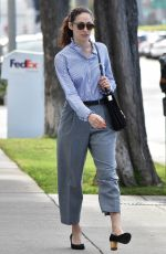 EMMY ROSSUM Out Shopping in Beverly Hills 11/08/2017