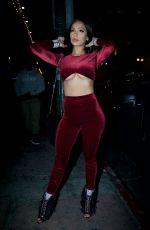 ERICA MENA at Project LA in Los Angeles 11/01/2017