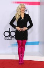 ERIKA GIRARDI at American Music Awards 2017 at Microsoft Theater in Los Angeles 11/19/2017