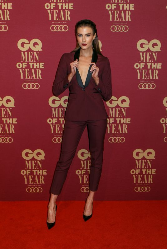 ERIN HOLLAND at 2017 GQ Men of the Year Awards in Sydney 11/15/2017