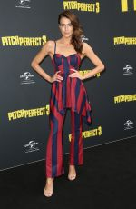 ERIN HOLLAND at Pitch Perfect 3 Premiere in Sydney 11/29/2017