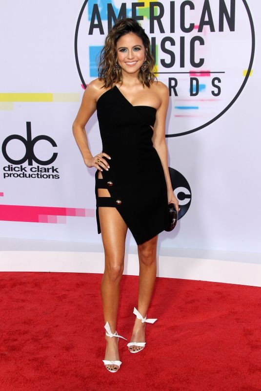 ERIN LIM at American Music Awards 2017 at Microsoft Theater in Los Angeles 11/19/2017