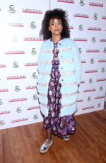 ESEPRANZA SPALDING at The Children's Monologues at Carnegie Hall in New York 11/13/2017
