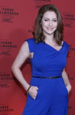 ESME BIANCO at Three Billboards Outside Ebbing, Missouri Premiere in Los Angeles 11/03/2017