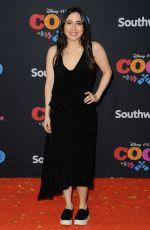 ESTHER POVITSKY at Coco Premiere in Los Angeles 11/08/2017
