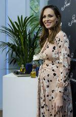 EVA GONZALEZ at Boreal New Fragrance Presentation in Madrid 11/20/2017