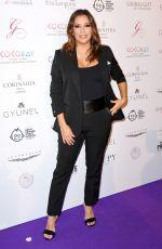 EVA LONGORIA at Global Gift Gala in London 11/18/2017