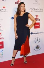 EVA LONGORIA at Global Gift Gala UJnited by Mexico in Mexico City 11/01/2017