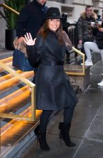 EVA LONGORIA Out and About in New York 11/22/2017