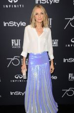 EVER CARRADINE at HFPA & Instyle Celebrate 75th Anniversary of the Golden Globes in Los Angeles 11/15/2017