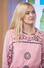 FEARNE COTTON at Sunday Brunch TV Show in London 11/26/2017