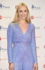 FEARNE COTTON at Virgin Money Giving Mind Media Awards in London 11/13/2017