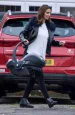 FERNE MCCANN Out and About in Essex 11/10/2017