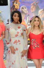 FIFTH HARMONY at The Star Premiere in Los Angeles 11/12/2017