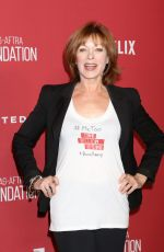 FRANCES FISHER at Sag-Aftra Foundation Patron of the Artists Awards in Beverly Hills 11/09/2017