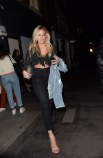 FRANKIE GAFF Leaves You People Launch Party in London 11/23/2017