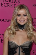 FRIDA AASEN at 2017 VS Fashion Show After Party in Shanghai 11/20/2017