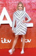 GABBY ALLEN at ITV Gala Ball in London 11/09/2017