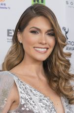 GABRIELA ISLER at 2017 International Emmy Awards in New York 11/20/2017