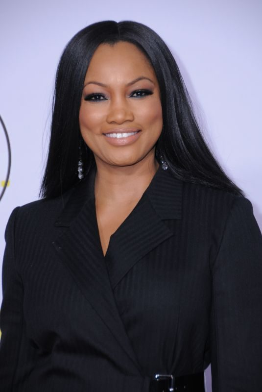 GARCELLE BEAUVAIS at American Music Awards 2017 at Microsoft Theater in Los Angeles 11/19/2017