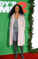 GARCELLE BEAUVAIS at Daddy's Home 2 Premiere in Westwood 11/05/2017