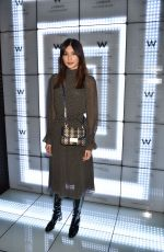GEMMA CHAN at Launch of Perception at W in London 11/07/2017