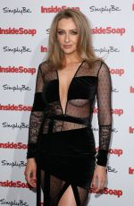 GEMMA MERNA at Inside Soap Awards 2017 in London 11/06/2017