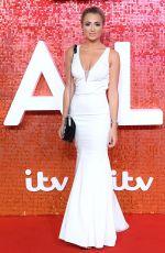 GEORGIA HARRISON at ITV Gala Ball in London 11/09/2017