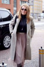 GERI HALLIWELL Out and About in London 10/31/2017