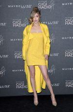 GIGI HADID at Gigi Hadid x Maybelline Party in London 11/07/2017