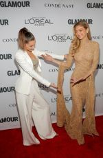 GIGI HADID at Glamour Women of the Year Summit in New York 11/13/2017