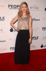 GILLIAN ALEXY at People You May Know Premiere in Los Angeles 11/13/2017