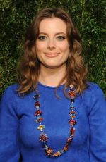 GILLIAN JACOBS at 14th Annual Cfda/Vogue Fashion Fund Awards in New York 11/06/2017